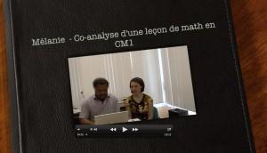 Co-Analyse d'une leçon de math
